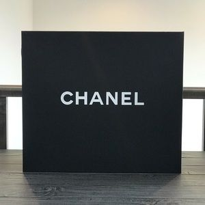 Chanel Large Boy Quilted Gift Box